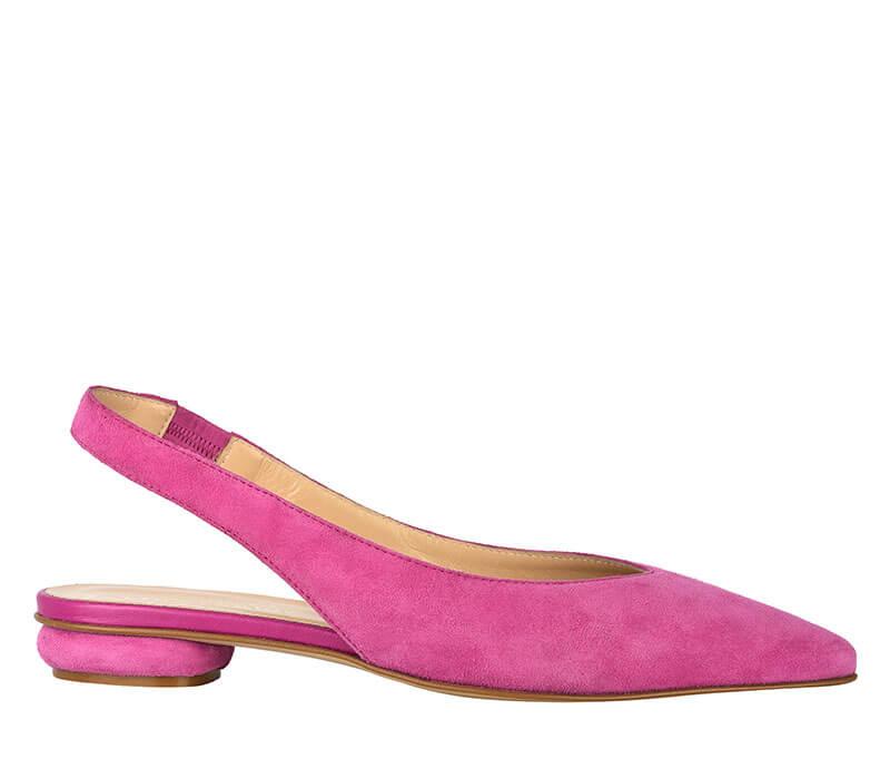 pink ballerinas formentini