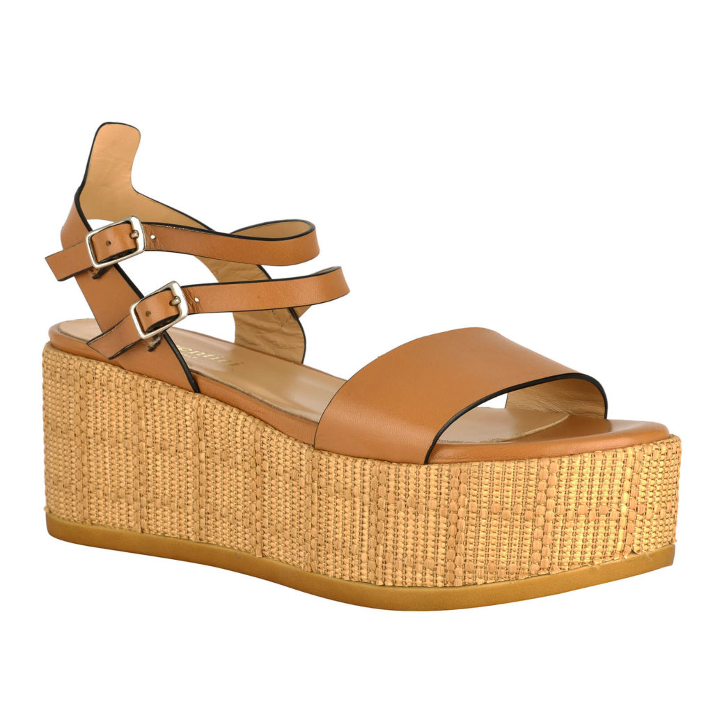 leather sandal formentini