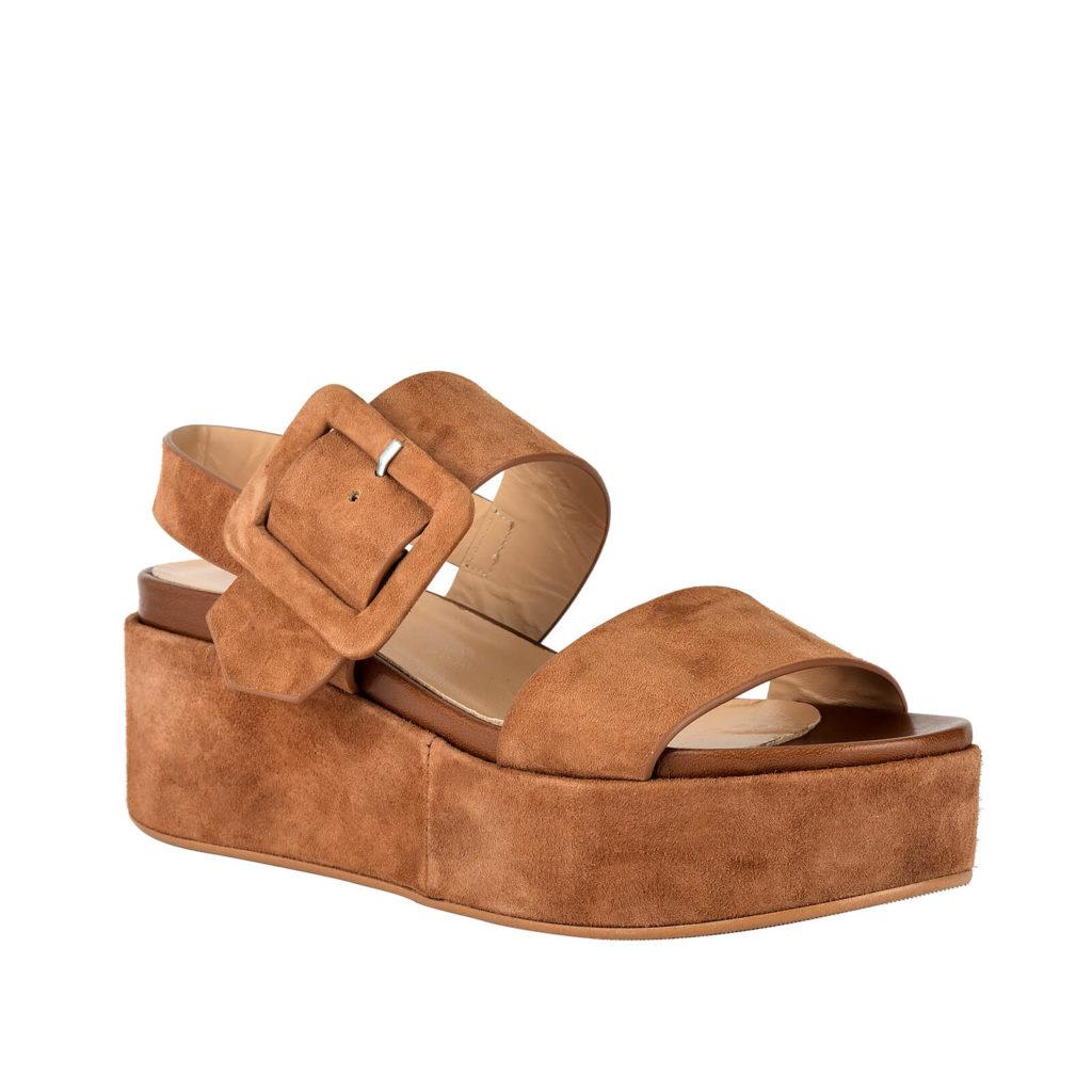 caramel sandal formentini