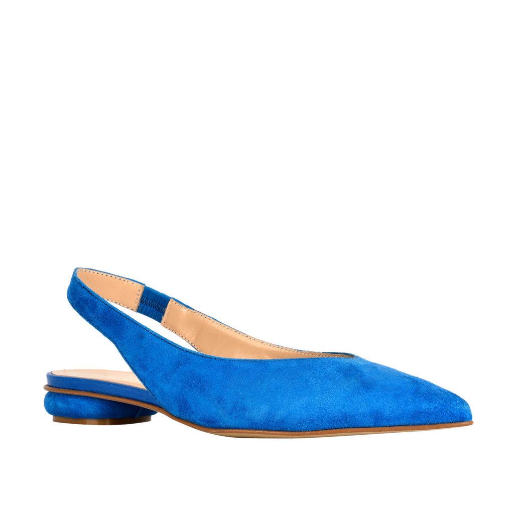 sandalo basso azzurro formentini