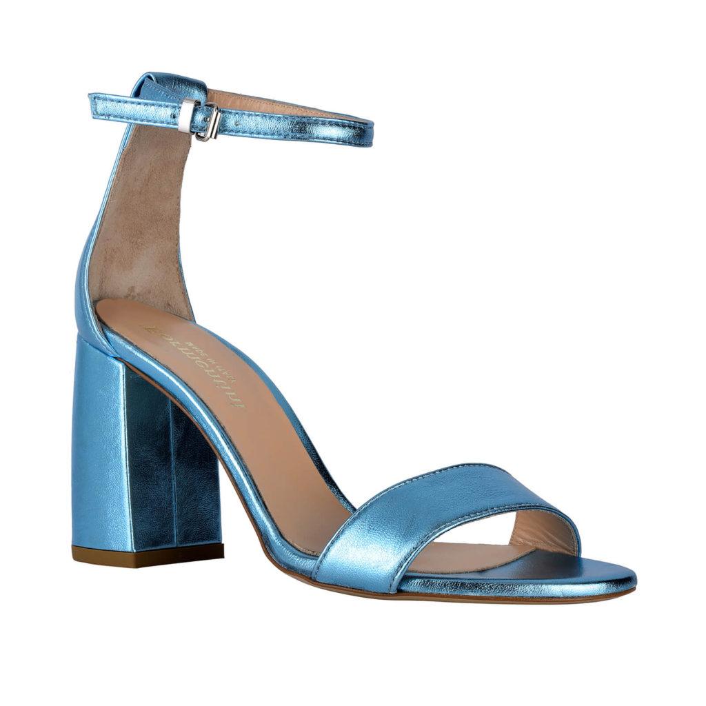 sandalo azzurro formentini